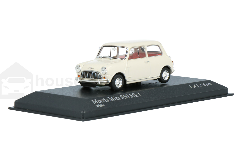 Mini Morris 850 Mk I - Modelauto schaal 1:43
