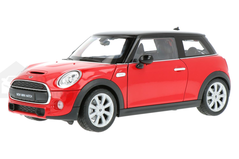 Mini Hatch - Modelauto schaal 1:18