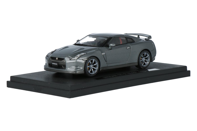 Nissan GT-R Black Edition - Modelauto schaal 1:43