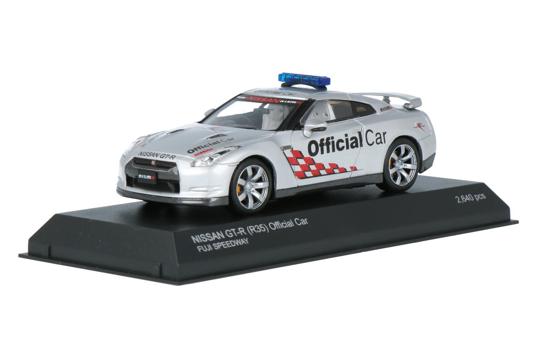 Nissan GT-R (R35) Official Car Fuji Speedway - Modelauto schaal 1:43
