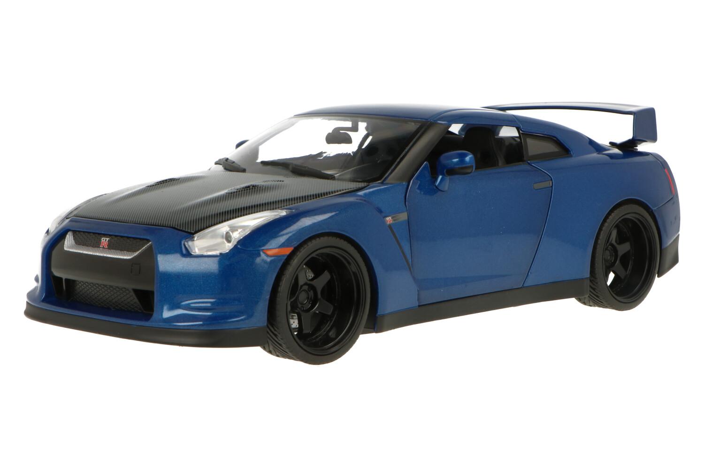 Nissan GT-R (R35) - Modelauto schaal 1:18