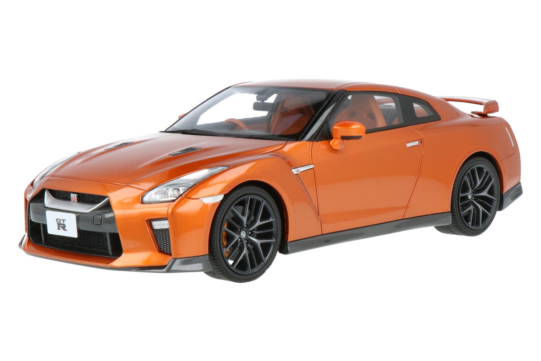 Nissan GT-R - Modelauto schaal 1:18