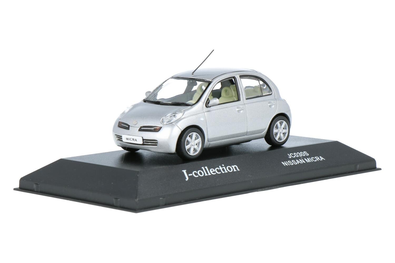 Nissan Micra - Modelauto schaal 1:43