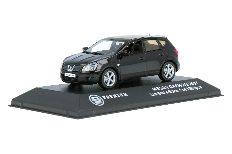 Nissan QASHQAI - Modelauto schaal 1:43