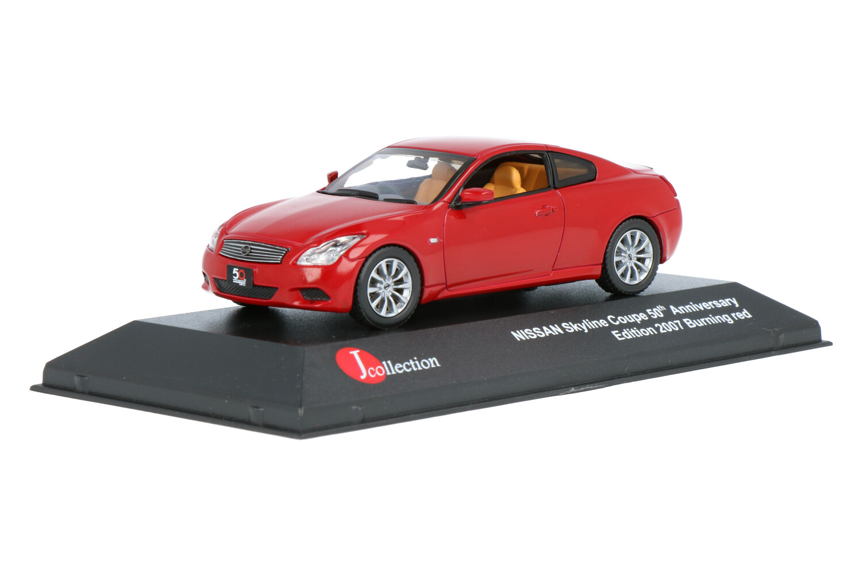 Nissan Skyline Coupé (50th Anniversary Edition) - Modelauto schaal 1:43
