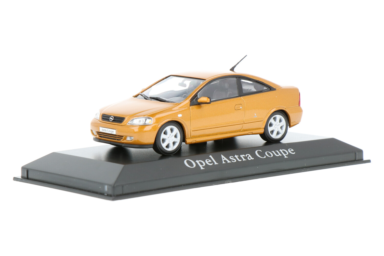 Opel Astra Coupe - Modelauto schaal 1:43