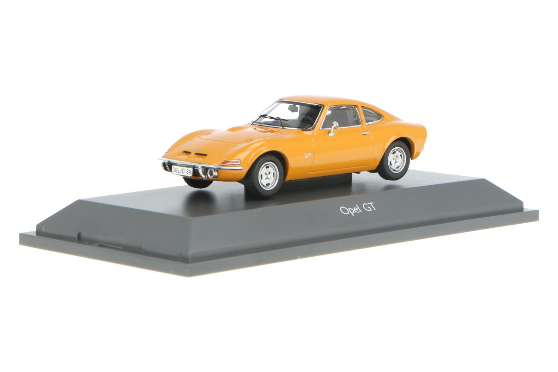 Opel GT - Modelauto schaal 1:43
