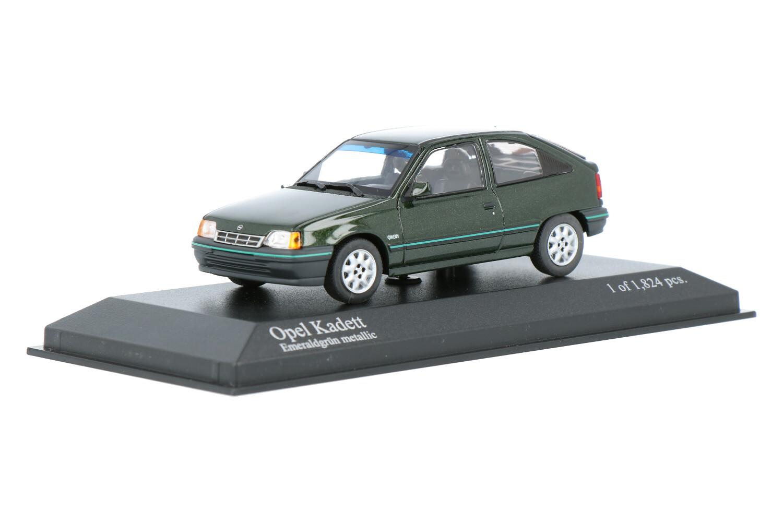 Opel Kadett - Modelauto schaal 1:43