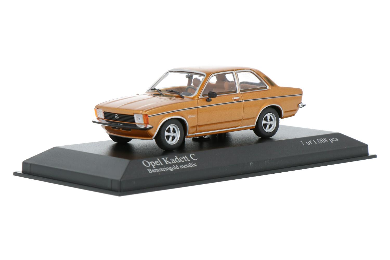 Opel Kadett C - Modelauto schaal 1:43