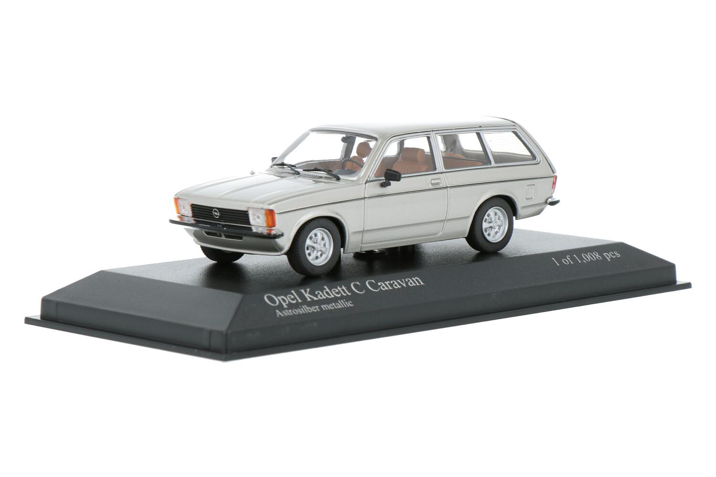Opel Kadett C Caravan - Modelauto schaal 1:43