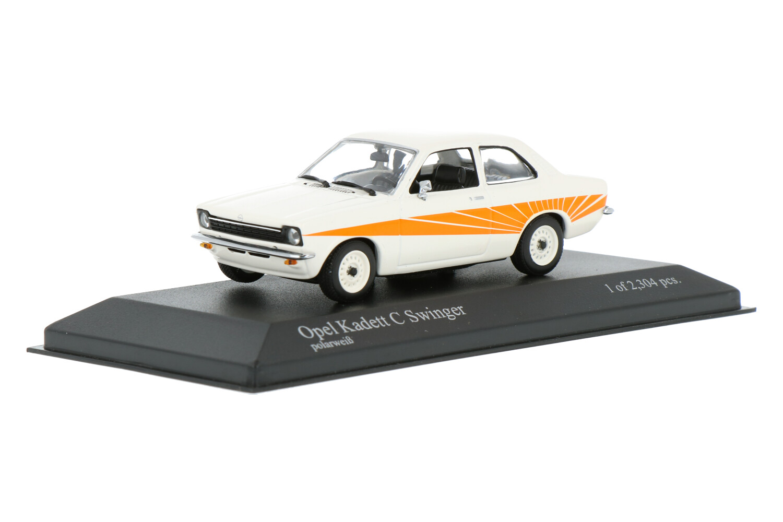 Opel Kadett C Swinger - Modelauto schaal 1:43