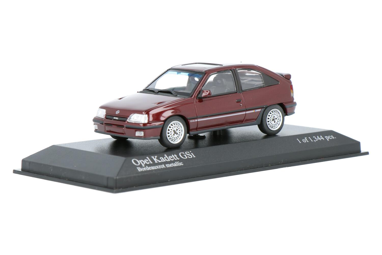 Opel Kadett GSi - Modelauto schaal 1:43