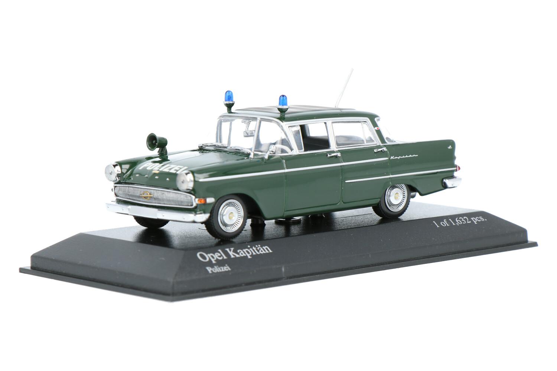 Opel Kapitän - Modelauto schaal 1:43