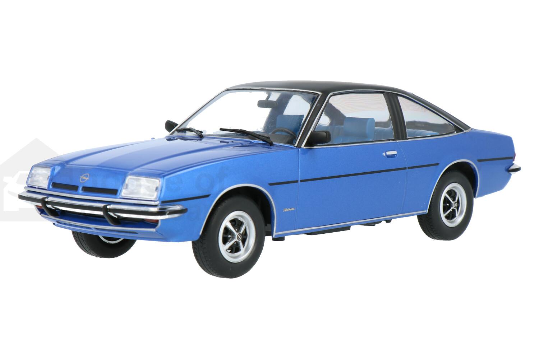 Opel Manta B Berlinetta - Modelauto schaal 1:18
