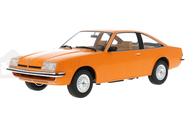 Opel Manta B - Modelauto schaal 1:18