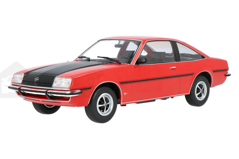 Opel Manta B SR - Modelauto schaal 1:18