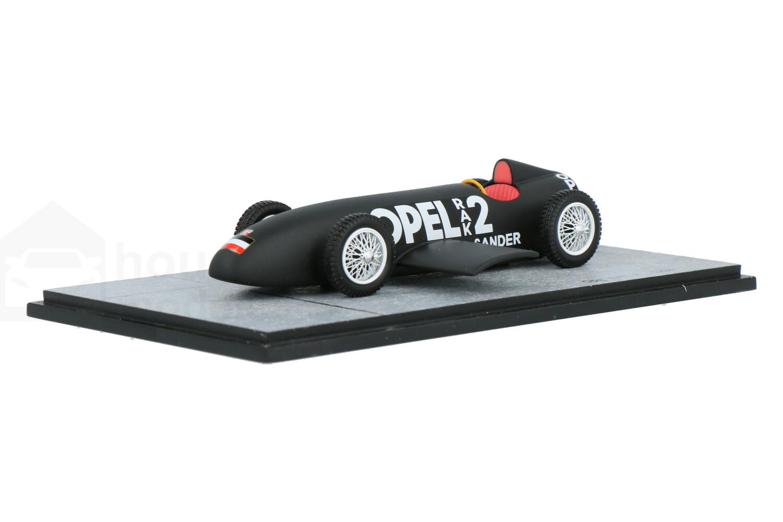 Opel RAK 2 - Modelauto schaal 1:43