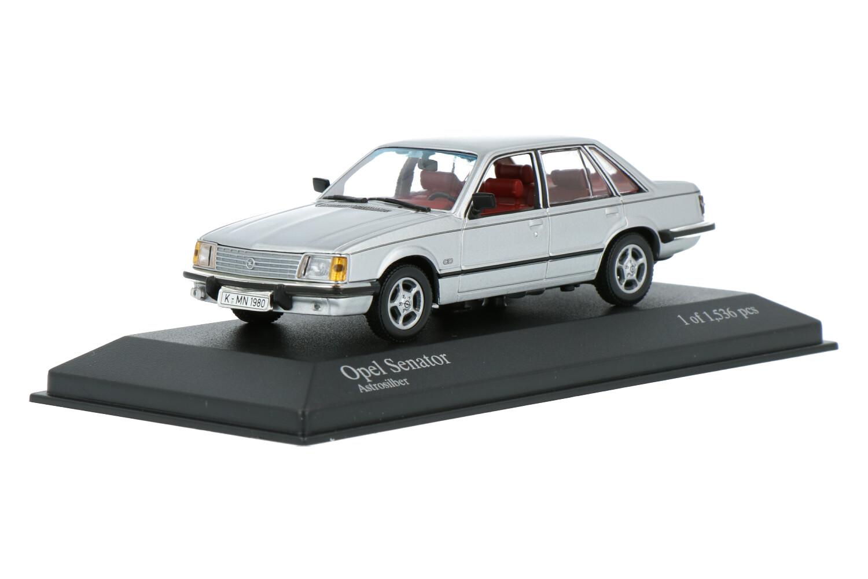 Opel Senator - Modelauto schaal 1:43