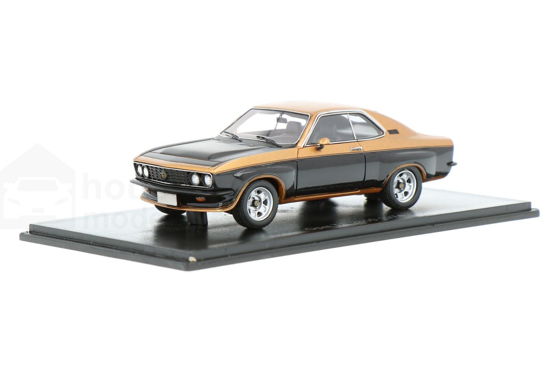 Opel Manta (A) TE 2800 - Modelauto schaal 1:43