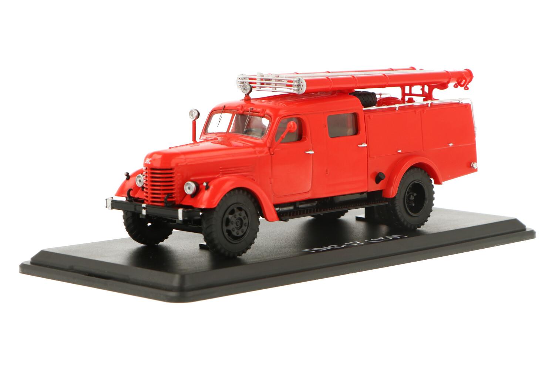 PMZ 17 (150) Blusvoertuig - Modelauto schaal 1:43