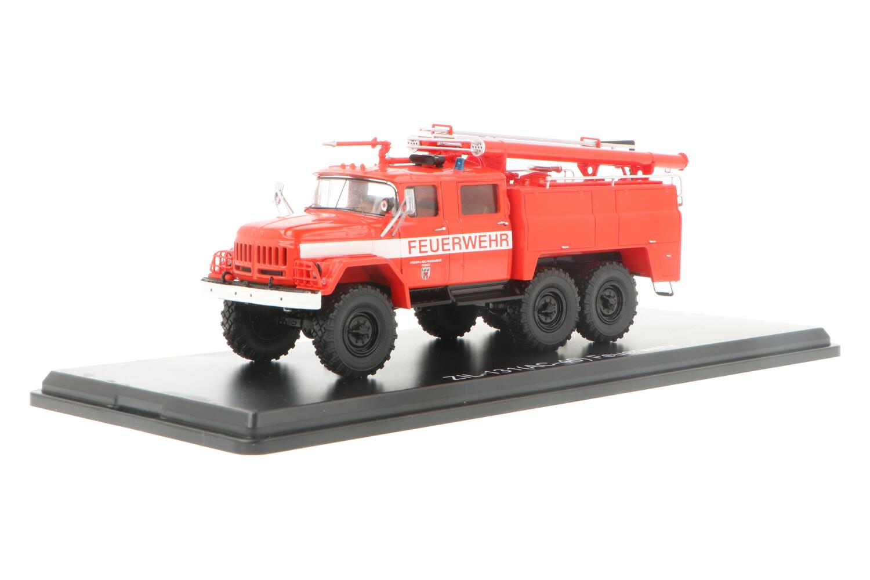 PMZ ZIL 131 Ac-40  - Modelauto schaal 1:43
