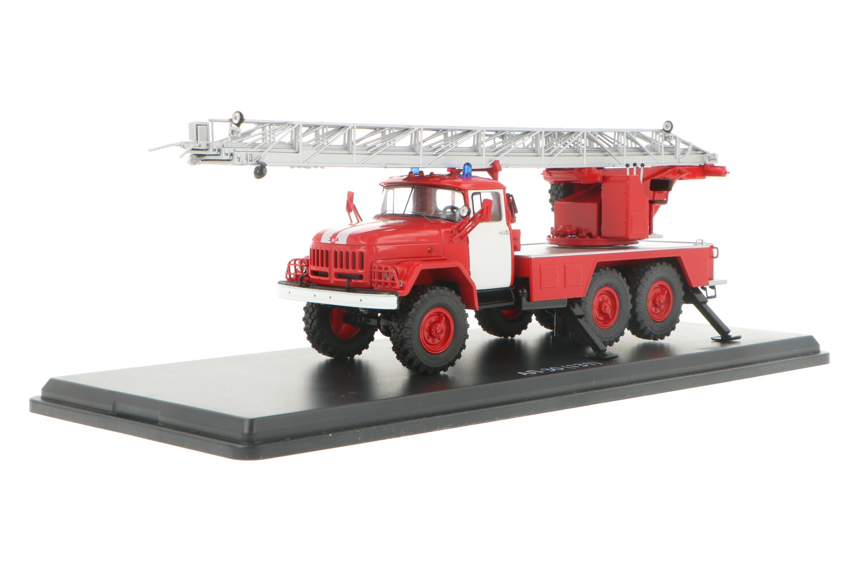 PMZ ZIL-131 AL-30  - Modelauto schaal 1:43