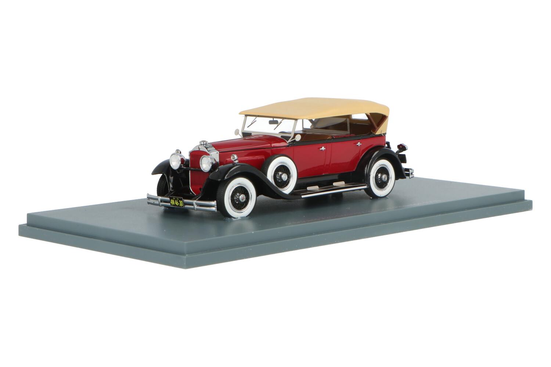 Packard 733 Straight 8 Sport Phaeton - Modelauto schaal 1:43