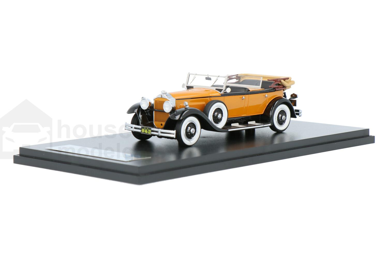 Packard 733 Standard 8 - Modelauto schaal 1:43