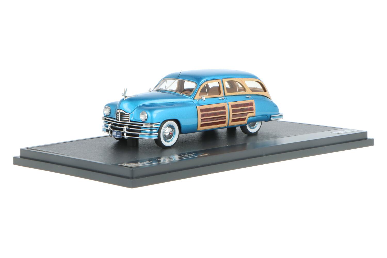 Packard Eight Station Sedan - Modelauto schaal 1:43