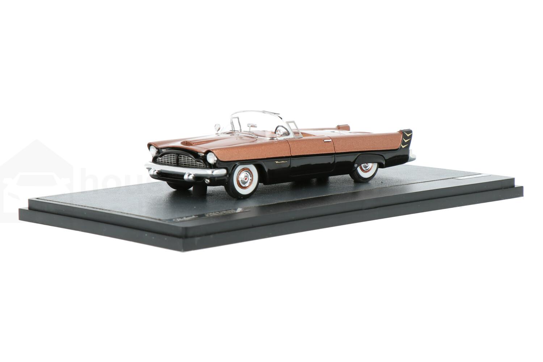 Packard Panther Daytona - Modelauto schaal 1:43