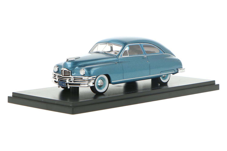 Packard Super De Luxe Club Sedan 2D - Modelauto schaal 1:43