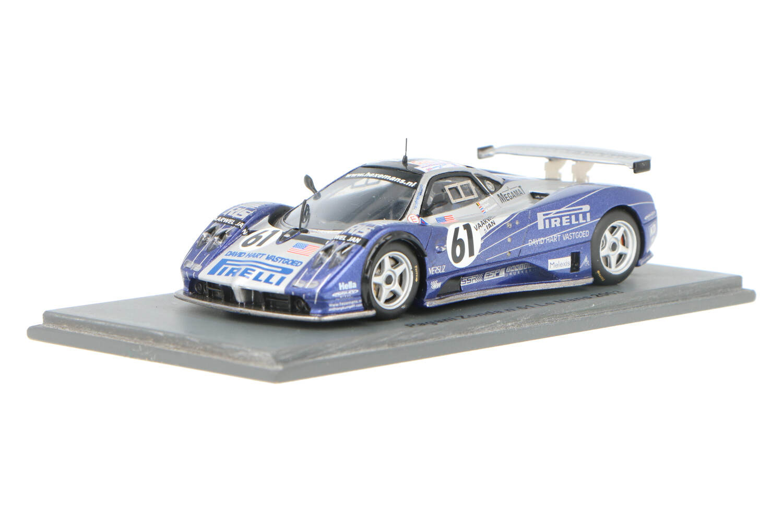 Pagani Zonda GR - Modelauto schaal 1:43