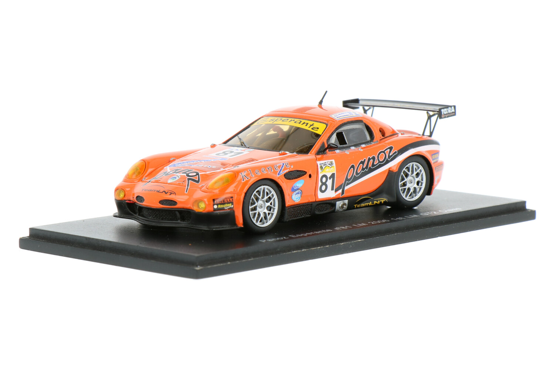 Panoz Esperante  - Modelauto schaal 1:43