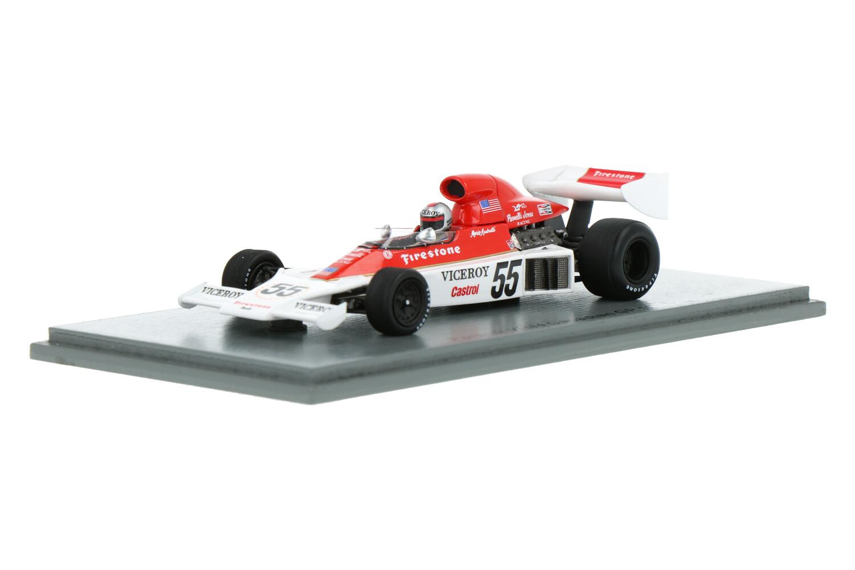 Parnelli VPJ4 - Modelauto schaal 1:43