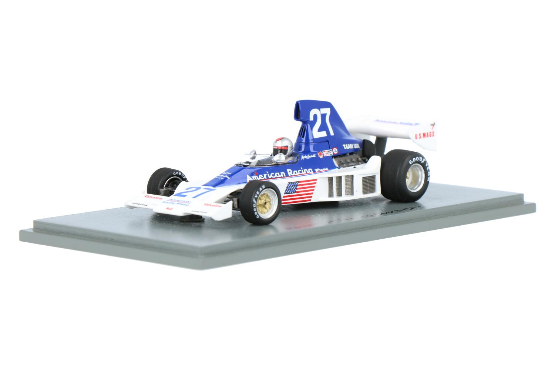 Parnelli VPJ4B - Modelauto schaal 1:43