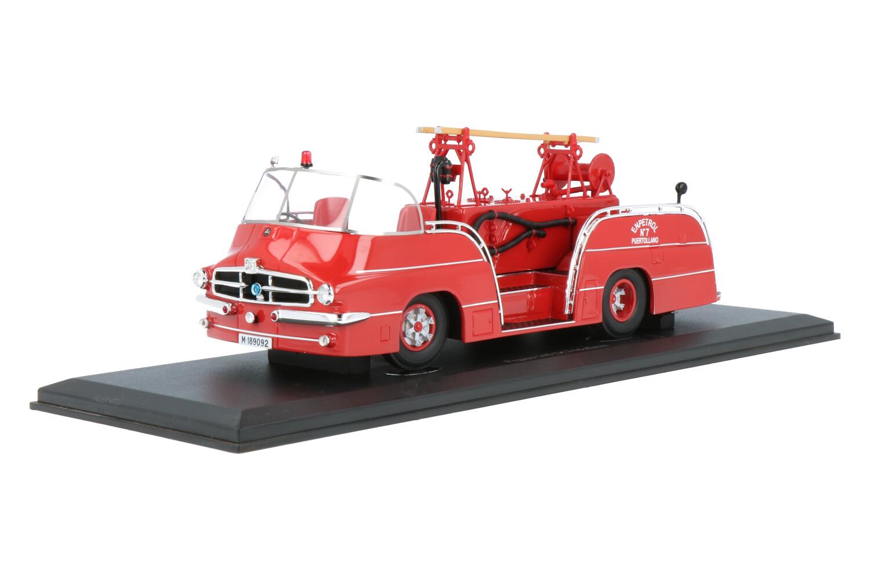 Pegaso 140 DCI Mofletes - Modelauto schaal 1:43