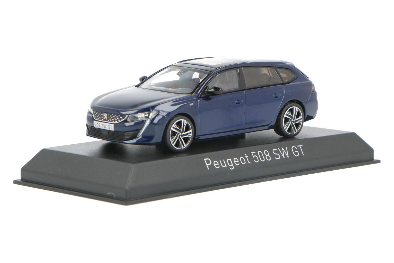 Peugeot 508 SW GT - Modelauto schaal 1:43