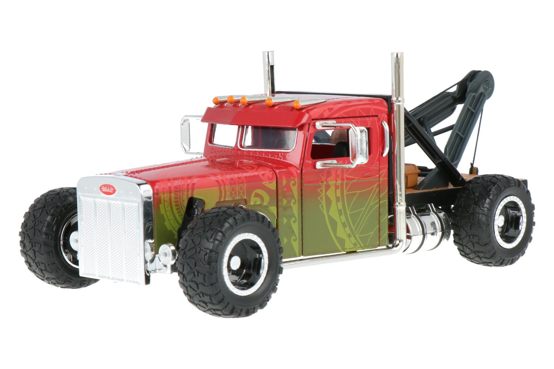 Peterbilt Hobbs & Shaw Custom Truck - Modelauto schaal 1:24