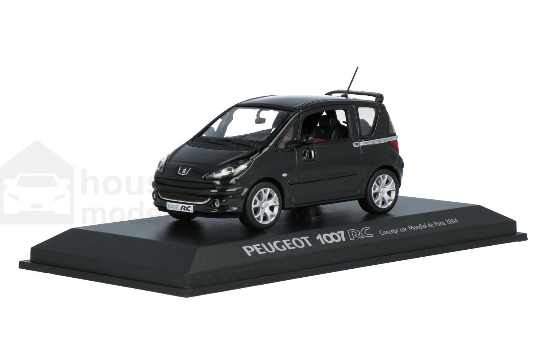 Peugeot 1007 RC - Modelauto schaal 1:43