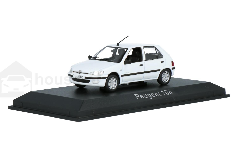 Peugeot 106 Electric - Modelauto schaal 1:43