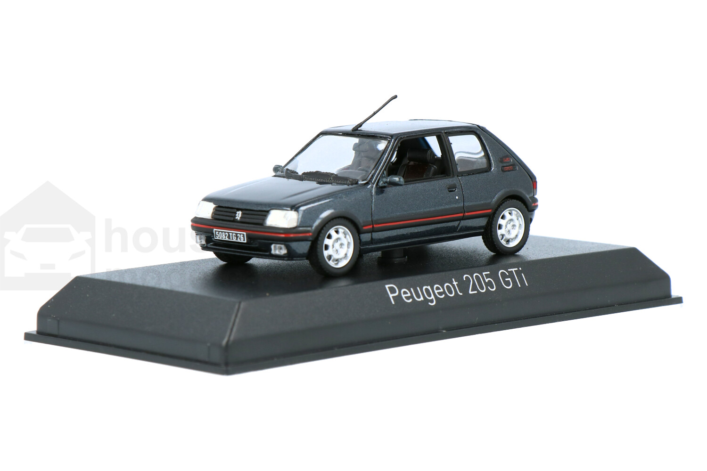 Peugeot 205 GTi 1.9 - Modelauto schaal 1:43