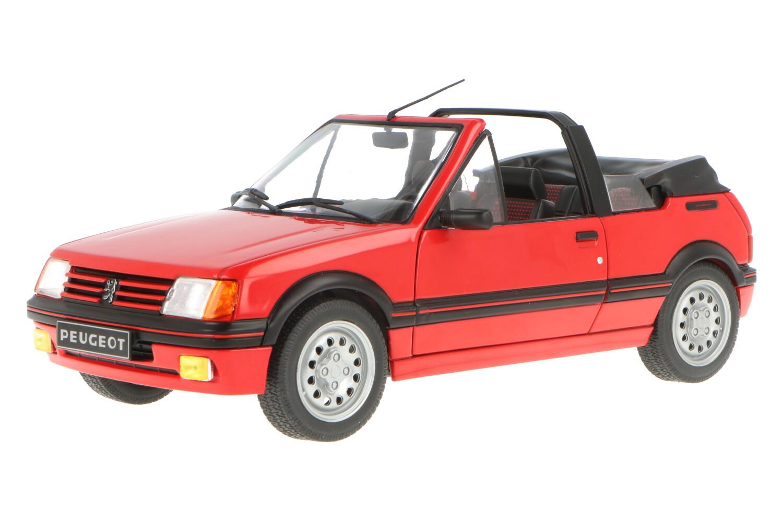 Peugeot 205 CTI MKI  - Modelauto schaal 1:18