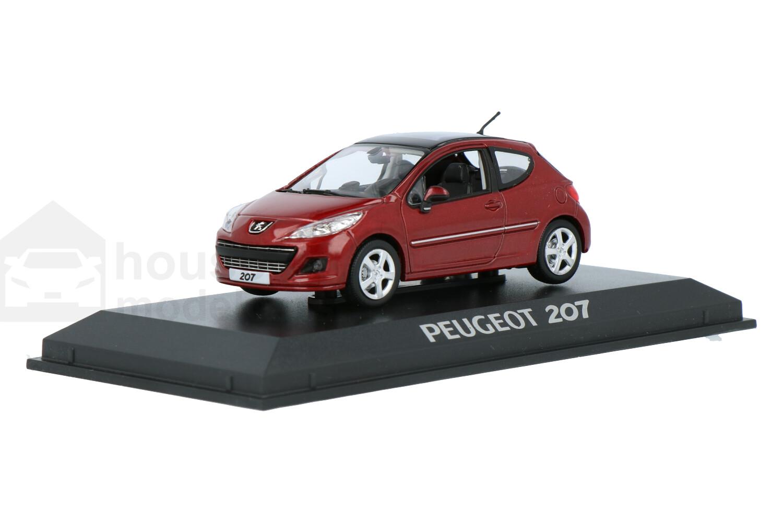 Peugeot 207 Berline - Modelauto schaal 1:43
