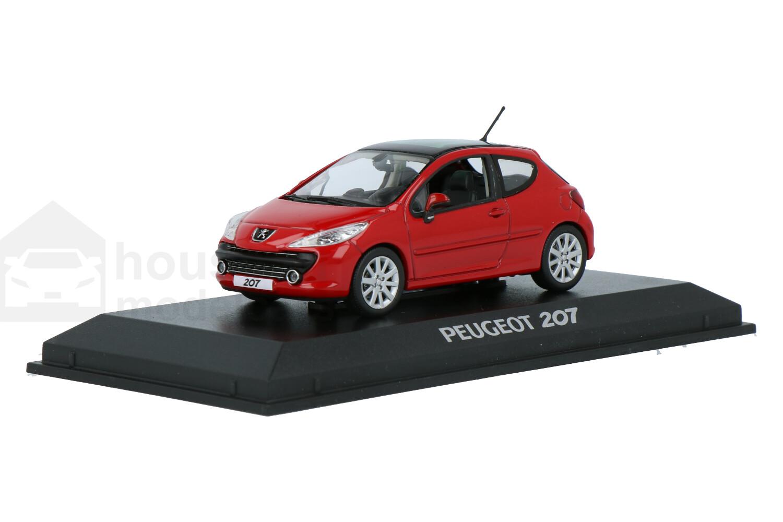 Peugeot 207 Feline - Modelauto schaal 1:43
