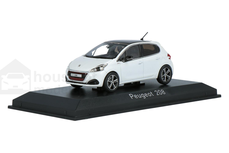 Peugeot 208 GT Line - Modelauto schaal 1:43