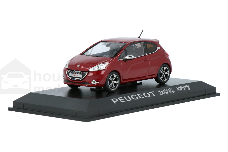 Peugeot 208 GTi - Modelauto schaal 1:43