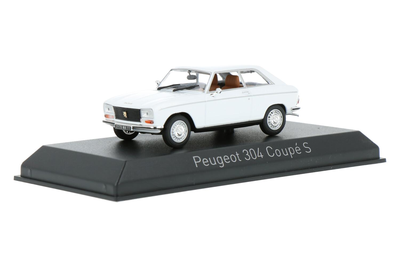 Peugeot 304 Coupé S - Modelauto schaal 1:43