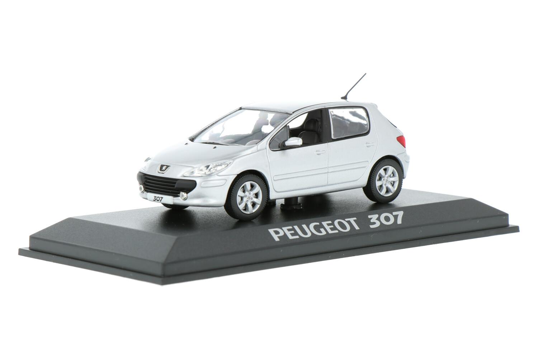 Peugeot 307 - Modelauto schaal 1:43