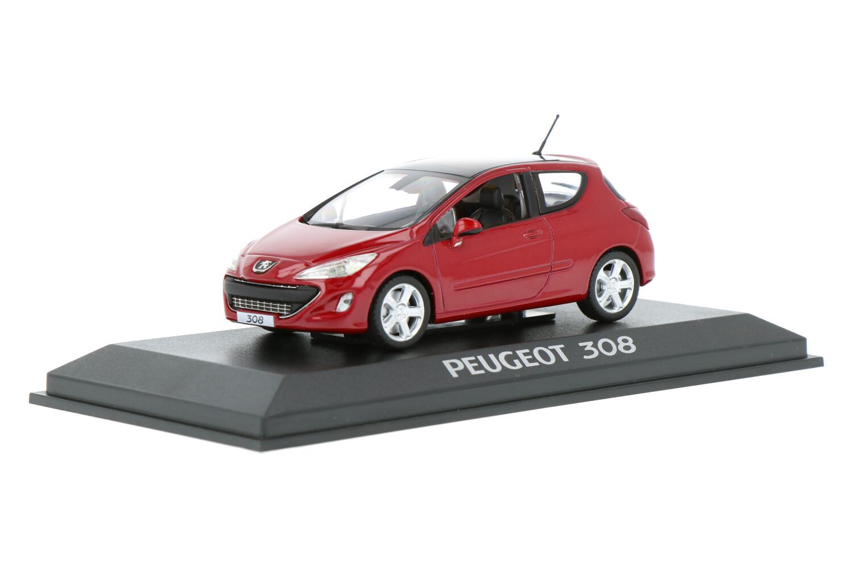 Peugeot 308 3 Deurs - Modelauto schaal 1:43