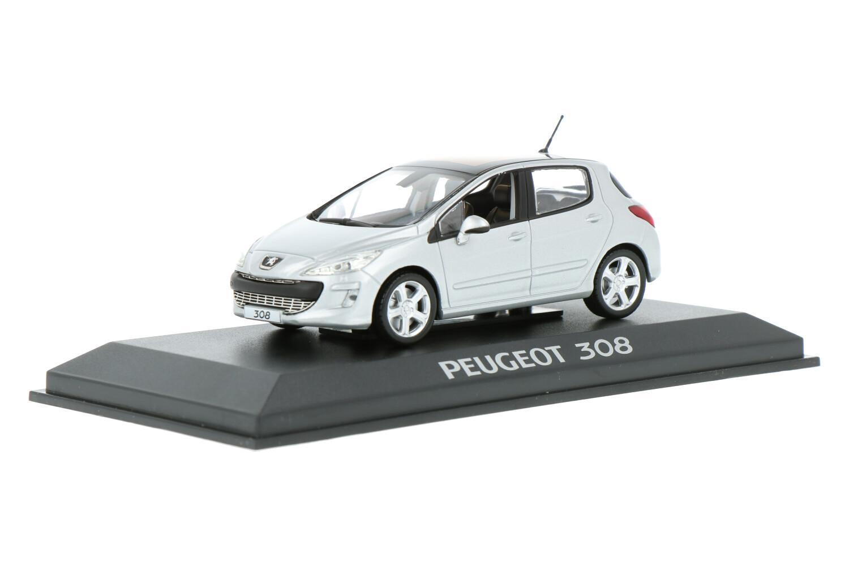 Peugeot 308 Berline - Modelauto schaal 1:43